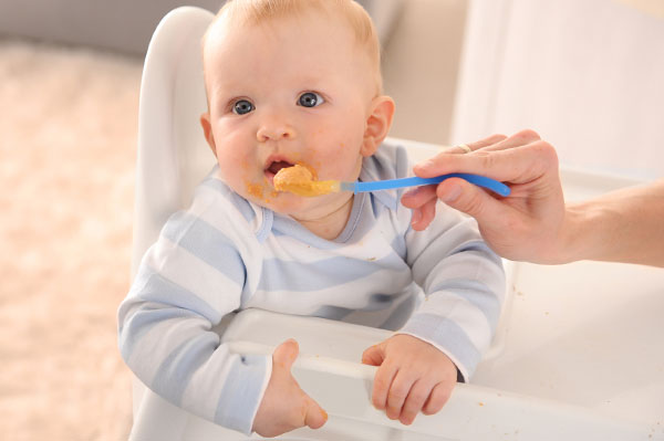 MaylFre Baby-Trainings-l/öffel 2 Pc TIPP Anf/änger Silikon Selbst Feeding Lernen L/öffel F/ür S/äuglings-Baby-gr/ün